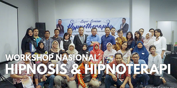 workshop pelatihan Hipnoterapi