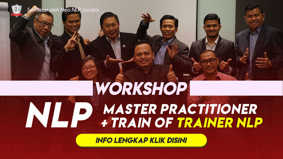 workshop nlp master practitioner